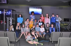 Youth Night April 2017