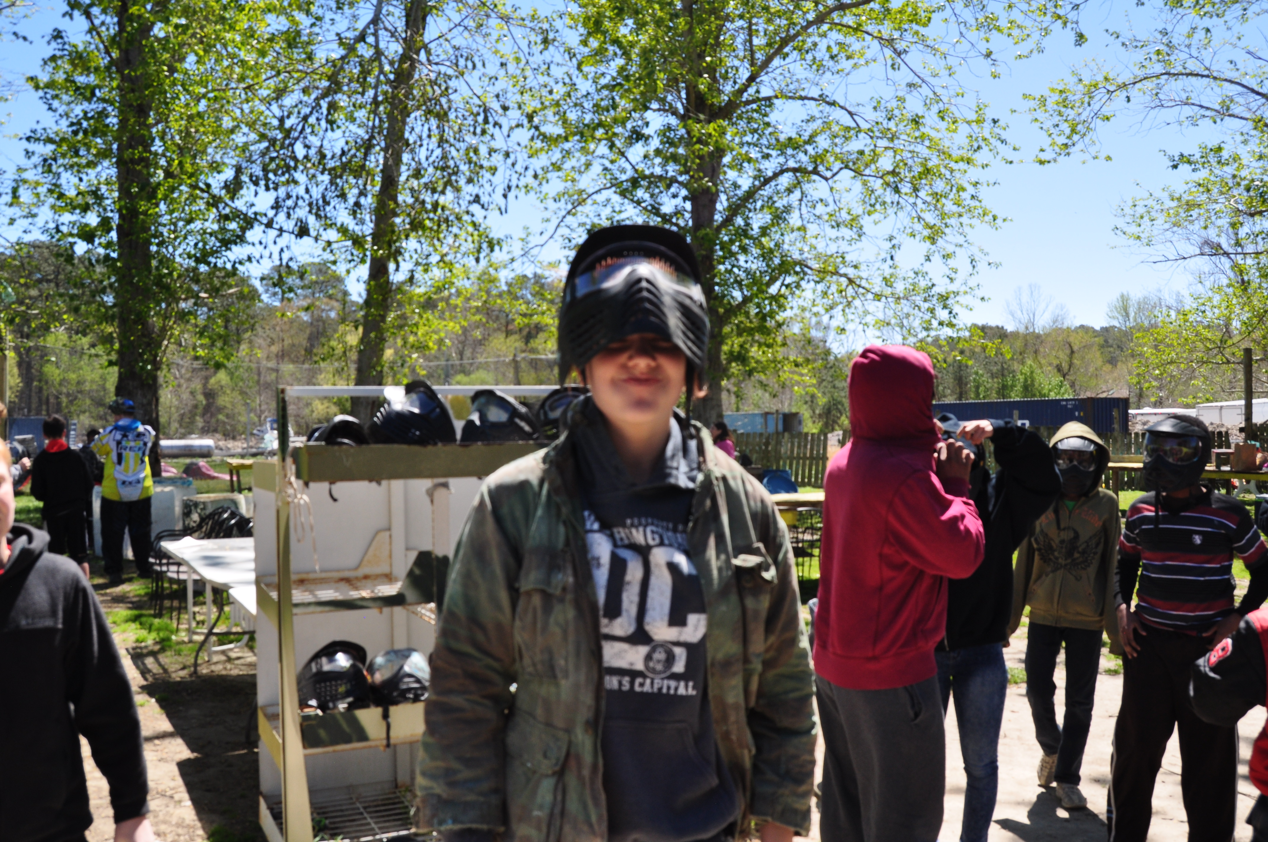 Paintball and Easter 029